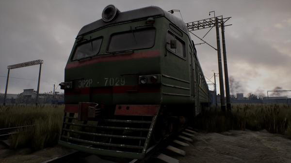 скриншот Trans-Siberian Railway Simulator 14