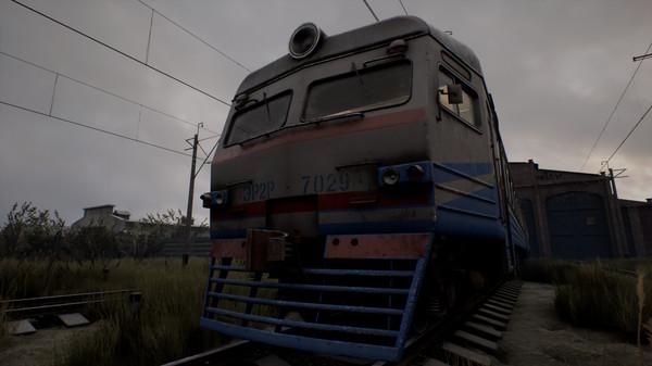 скриншот Trans-Siberian Railway Simulator 2