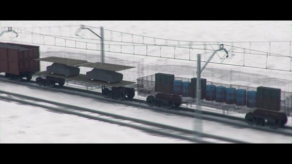 скриншот Trans-Siberian Railway Simulator 12