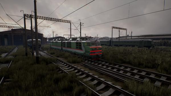 скриншот Trans-Siberian Railway Simulator 3