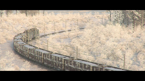 скриншот Trans-Siberian Railway Simulator 15