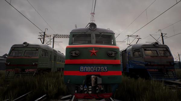 скриншот Trans-Siberian Railway Simulator 1