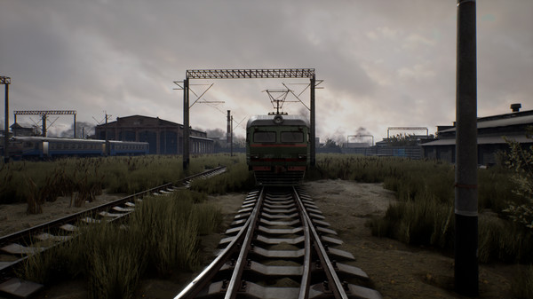 скриншот Trans-Siberian Railway Simulator 17