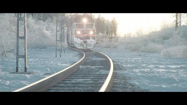 скриншот Trans-Siberian Railway Simulator 8