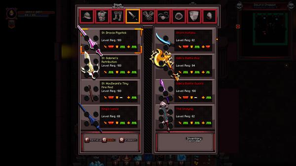 Hero Siege - Extra slots & stash space (DLC)