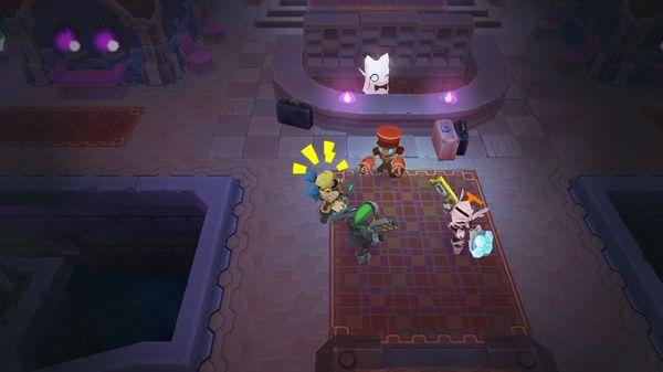 Скриншот из Spiral Knights