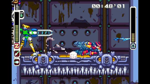 Mega Man Zero/ZX Legacy Collection / ロックマン ゼロ&ゼクス ダブルヒーローコレクション