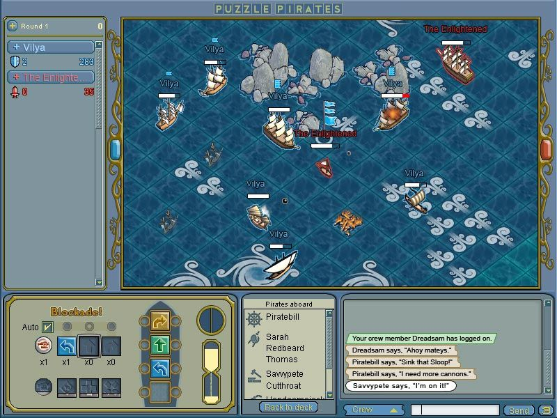 Puzzle Pirates on Steam
