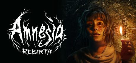 Amnesia: Rebirth cover art