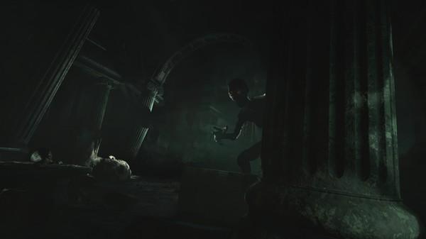 скриншот Amnesia: Rebirth 2
