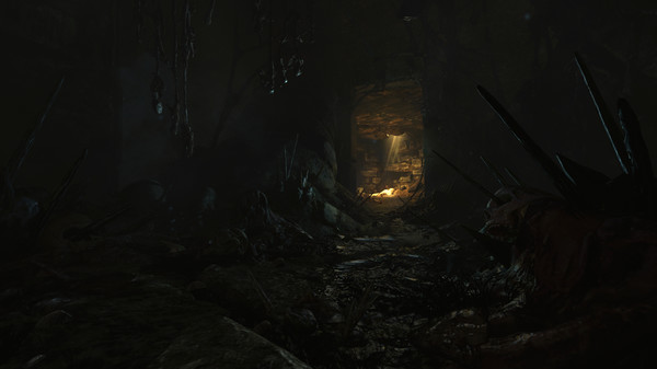 скриншот Amnesia: Rebirth 5