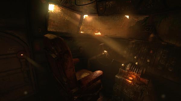 скриншот Amnesia: Rebirth 1