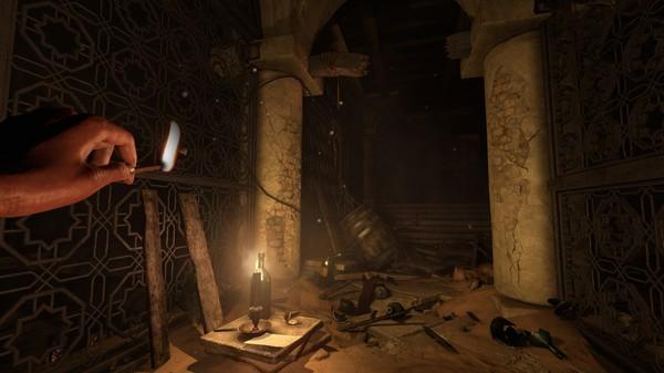 скриншот Amnesia: Rebirth 0