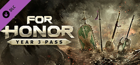 FOR HONOR™ - Year 3 Pass on Steam