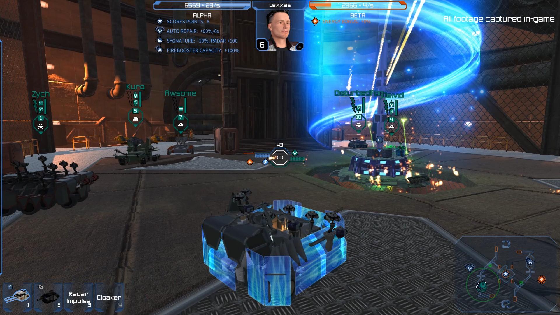 War Builder League on Steam