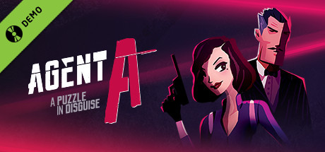 Agent A: A puzzle in disguise Demo