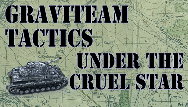 Download Graviteam Tactics: Under the Cruel Star free download