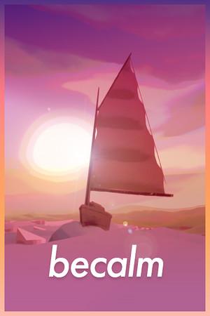 Becalm poster image on Steam Backlog