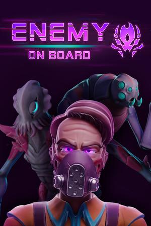 Enemy On Board poster image on Steam Backlog
