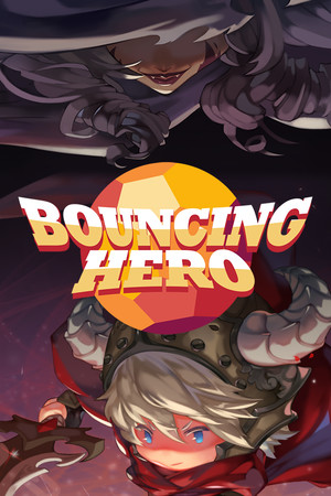 Bouncing Hero poster image on Steam Backlog