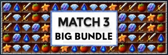 Match3 Bundle 12 in 1