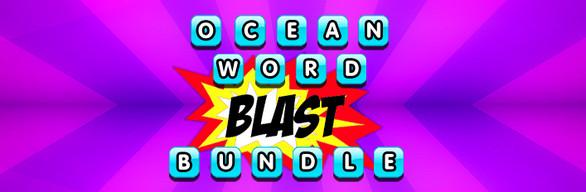 Ocean Word Blast Bundle