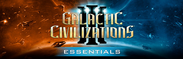 Galactic Civilizations III Essentials Edition