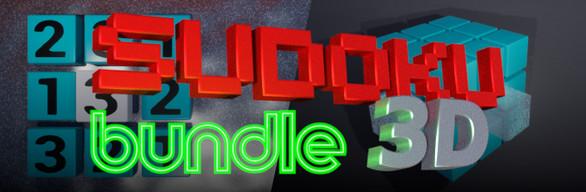 Sudoku3D Gift Bundle