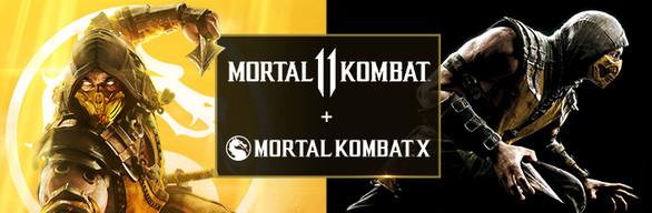 Mortal Kombat 11 and X Bundle