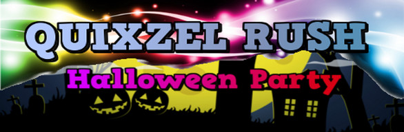 Quixzel Rush Halloween Party Pack