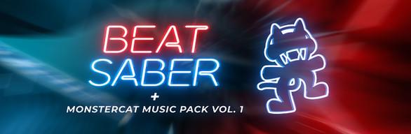 Beat Saber - Game + Monstercat Music Pack Vol. 1