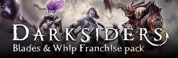 Darksiders Blades & Whip Franchise Pack