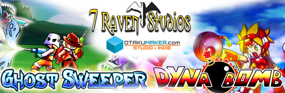 Ghost Sweeper + Dyna Bomb Studio Pack #1