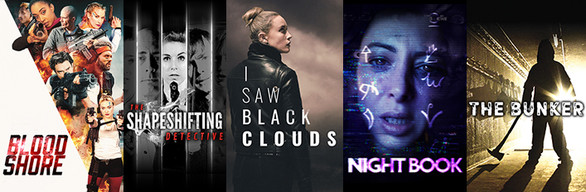 The FMV Collection 3 - Late Shift, The Shapeshifting Detective & The Bunker