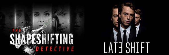 The FMV Collection 2 - Late Shift & The Shapeshifting Detective
