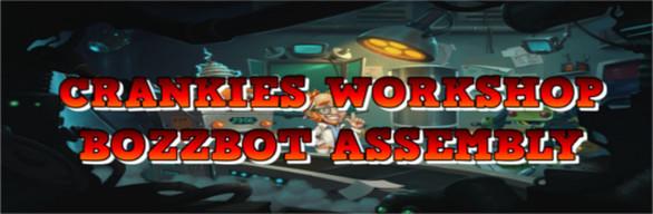 Crankies Workshop Bozzbot Assembly Pack