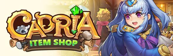 Cadria Item Shop - DLC Pack