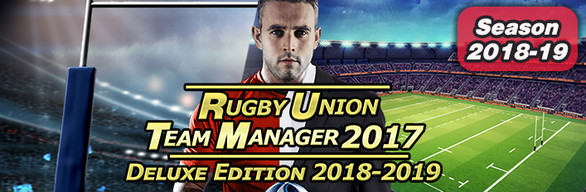 Rugby Union Team Manager Deluxe Edition 2018-2019