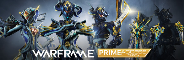 Warframe Equinox Prime Access: Mend & Maim Bundle