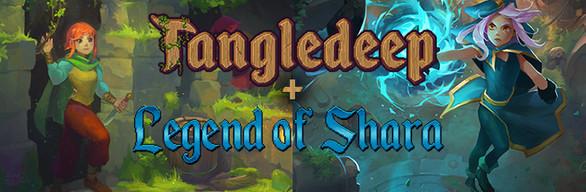 Tangledeep Game + Legend of Shara DLC