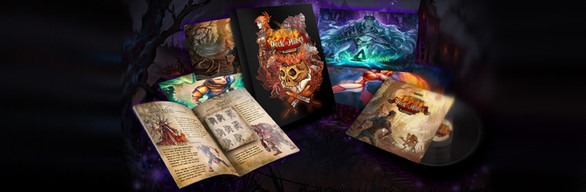 Deck of Ashes: Deluxe Edition