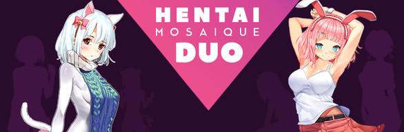 Hentai Mosaique Duo