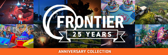 Frontier 25th Anniversary Collection