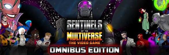 Sentinels Omnibus Edition