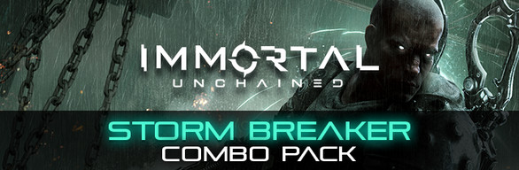 Immortal: Unchained - Storm Breaker Combo Pack
