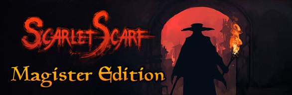 Sanator: Scarlet Scarf MAGISTER EDITION