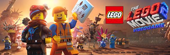 LEGO Movie 2 - Videogame & LEGO Worlds Bundle