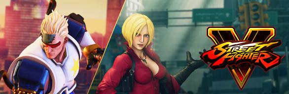 Street Fighter V - Capcom Costumes Bundle2