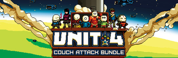 Unit 4 - Couch Attack Bundle