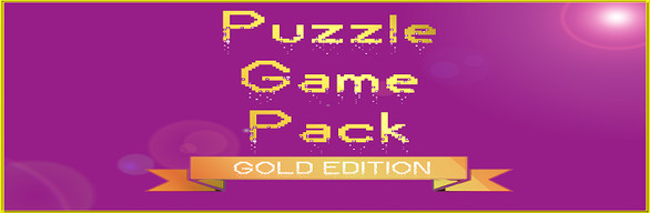 Puzzle Game Pack GOLD EDTION